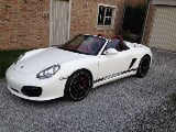 Photo Porsche Boxster Spyder 3.4 pdk