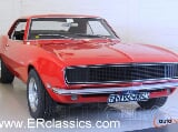 Photo Chevrolet Camaro RS Coupe 1968, 3 proprietaires