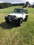 Photo Jeep Wrangler 1987