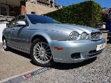 Photo Jaguar X-Type...