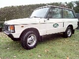 Photo Range Rover Classic 3 portes