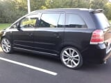Photo Opel zafira lpg 2006