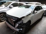 Photo Mercedes-Benz A 180 occasion Blanc 46000 Km...