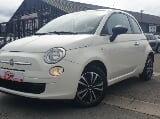 Photo Fiat 500 0.9 T TwinAir Lounge Stop, Berline,...