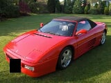 Photo Ferrari 348 spider