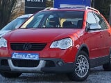 Photo Volkswagen Polo occasion Rouge 152000 Km 2007...