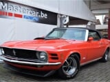 Photo Ford mustang essence 1970