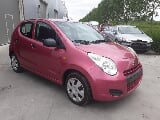 Photo Suzuki Alto occasion Rouge 43000 Km 2011 3.700 eur