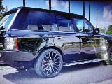Photo Range rover autobiography black edition