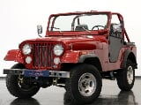 Photo Jeep CJ-5 4900cc V8 Cabriolet