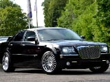 Photo Chrysler 300C occasion Noir 113000 Km 2009...