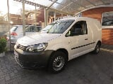 Photo Volkswagen caddy diesel 2014