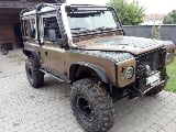 Photo Land Rover Defender 2.5 300 TDi 100 pouces