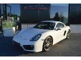 Photo Porsche Cayman 2.7i PDK Navi Sport pack 21000 km!