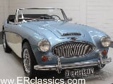 Photo Austin Healey 3000 MKIII phase 2 1966 Overdrive