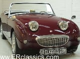 Photo Austin Healey Sprite 1958 MK1 Frogeye en bel état