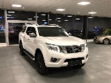 Photo Nissan Navara occasion Blanc 42000 Km 2018...