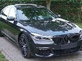Photo BMW 750 occasion Noir 32000 Km 2017 73.950 eur