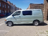 Photo Toyota hiace h24 diesel normal