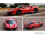 Photo Ferrari, 488, Pista *Available*Disponible*