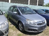 Photo Opel zafira 1.9 cdti pour marchand ou export