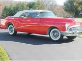 Photo Buick skylark essence 1953
