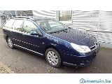 Photo Citroen c5 2.0 hdi 136 break exclusive