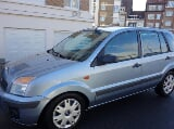 Photo Ford Fusion 1.4 TDCi Ambiente