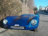 Photo Lotus 9 sylva phoenix no lotus elise 911...