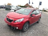 Photo Peugeot 2008 occasion Rouge 25000 Km 2017 8.700...