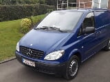 Photo Mercedes vito 109 cdi