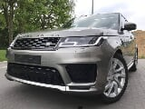 Photo Land rover range rover sport se-3.0d-6mkm-full