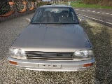 Photo Nissan Bluebird 1.6 SLX essence, - oldtimer -