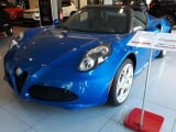 Photo Alfa romeo 4c essence 2018