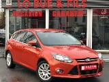 Photo Used Ford Focus 1.6 tdci pack sport orange rs...