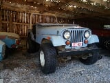 Photo Jeep CJ5 diesel 2.8L