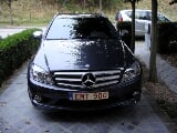 Photo Mercedes c200cdi Break Avangarde kit AMG...