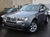 Photo Bmw x3 2.0 d xdrive18 suv/4x4
