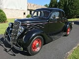 Photo Ford Deluxe 1935