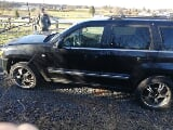 Photo Jeep Grand cherokee Noir automatique diesel...
