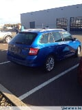 Photo Skoda fabia style 1.0 essence 95cv