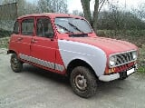 Photo Renault 4, r4 sinpar, 4*