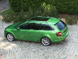 Photo Skoda Octavia RS Combi 4x4 DSG 15500 kms! TDI...