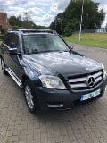 Photo Mercedes-Benz GLK 350 CDI