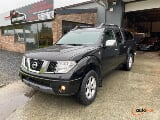 Photo Nissan navara cuir gps camera