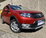 Photo Dacia stepway sandero 1.5dci 12/2016 12000km...