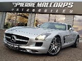 Photo Mercedes-Benz SLS AMG 6.2i v8 / 571 cv / argent...