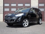 Photo Peugeot 4007 occasion Noir 119300 Km 2010 8.995...