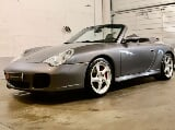 Photo Porsche 996 911 Type 996 Carrera 4S Cabrio