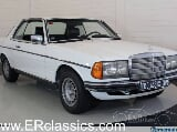 Photo Mercedes 280CE (W123) 1983 en tres bon etat